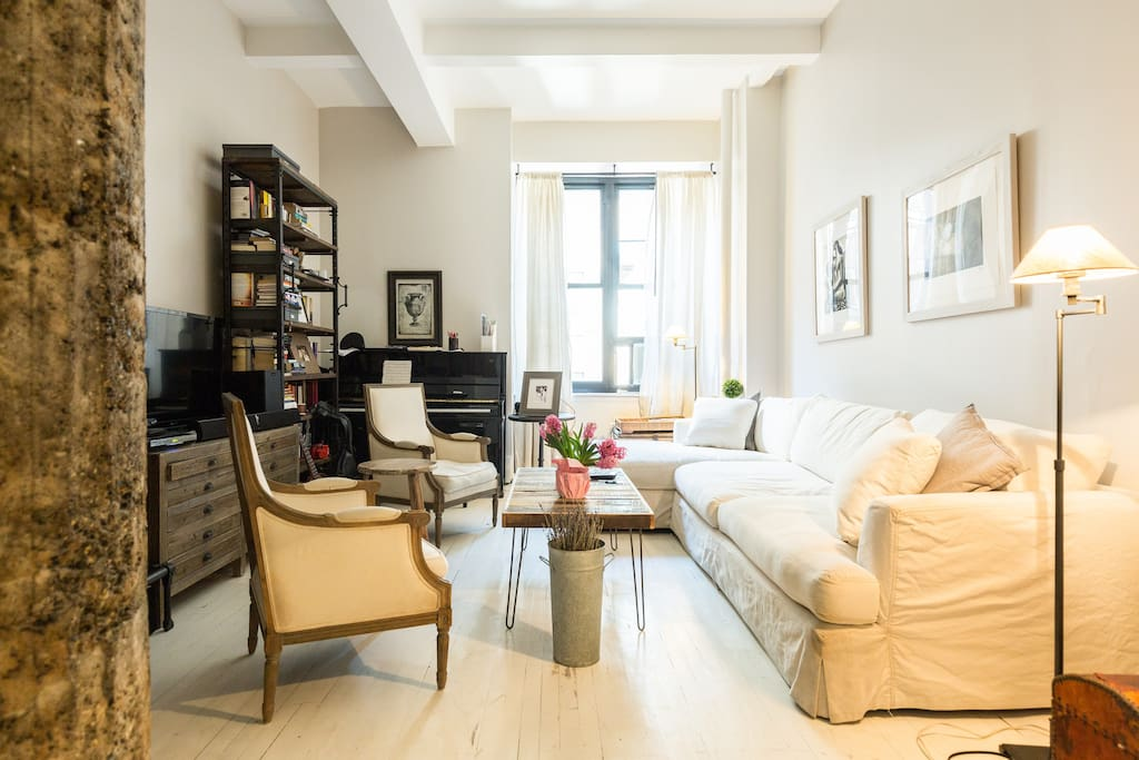 Beautiful 1bed in the heart of noho apartments for rent for Beautiful apartments in nyc