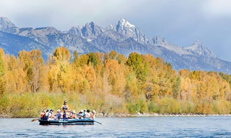 Let us know if you want any advice or suggestions of activities whether it be rafting, hiking, biking, horseback riding or flyfishing.