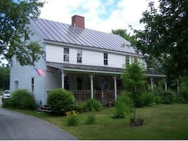 Country near Mount Sunapee! - Springfield - House