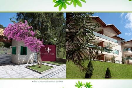 Casa em Condomínio Teresópolis com muito Lazer - Teresópolis - House