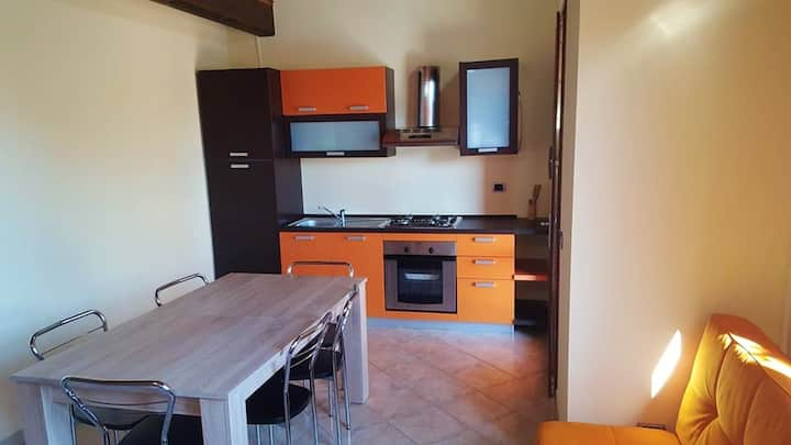 House with 2 bedrooms in Porto Corallo, with furnished terrace and WiFi - 500 m from the beach