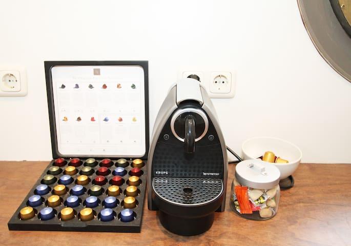 modern good coffee