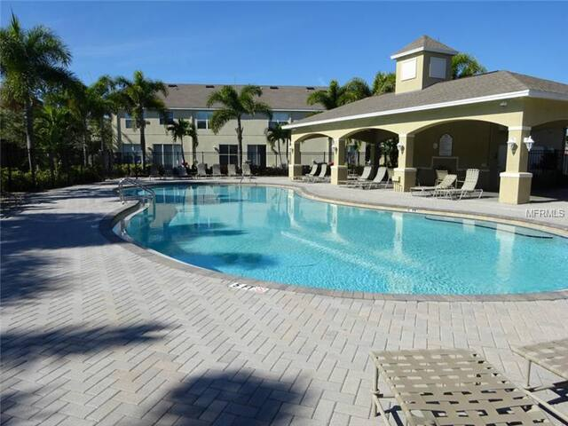St Pete Area- 15 minutes to beach! - Pinellas Park