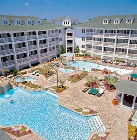Virginia Beach, VA Resort Condo