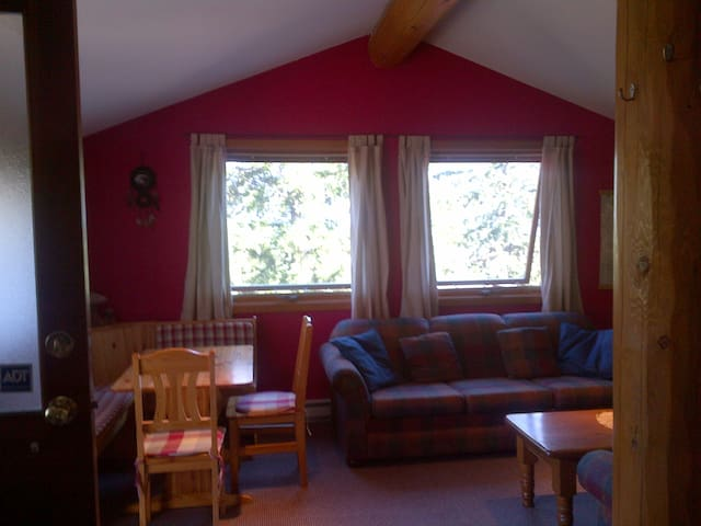 Cozy Cabin Suite at Greenwood - Pemberton - Appartement