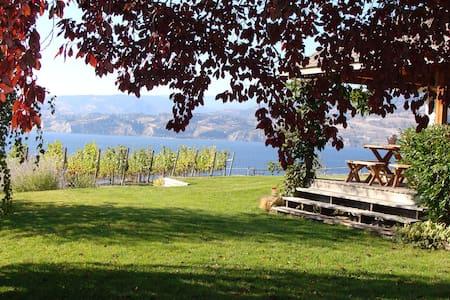 Vineyard Villa - Naramata - บ้าน