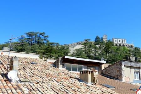 Appartement au cœur de Sisteron - Sisteron