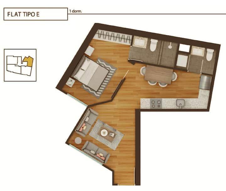 Apartamento exclusivo en Jesús Maria