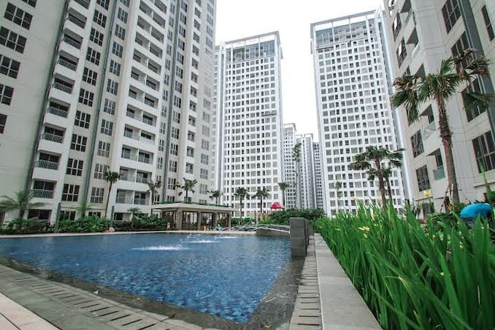Brand New Apartments M Town Residences at Serpong