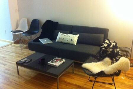 Newly ren.  & clean Apt in LES