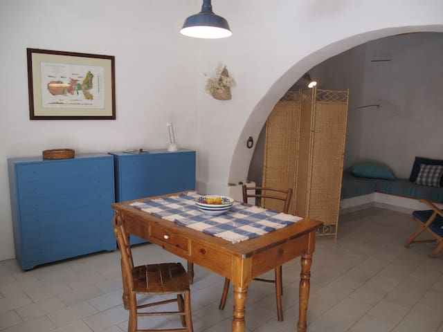 The  Blue Cellar -  Elba island - Capoliveri - Appartement