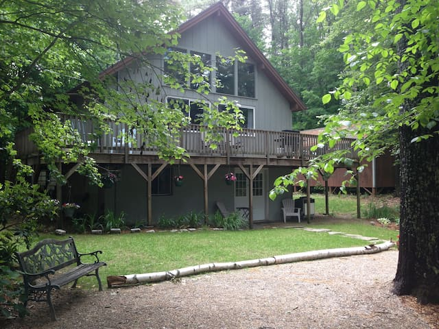 Kings Pine Lodge on Crescent Lake - Wolfeboro - Dům