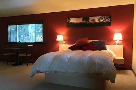 Hilltop Studio In The Wine Country - Cotati - Appartement