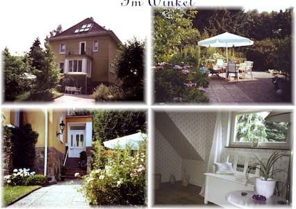 Privatvermietung Im Winkel Ü/F - Bed & Breakfast