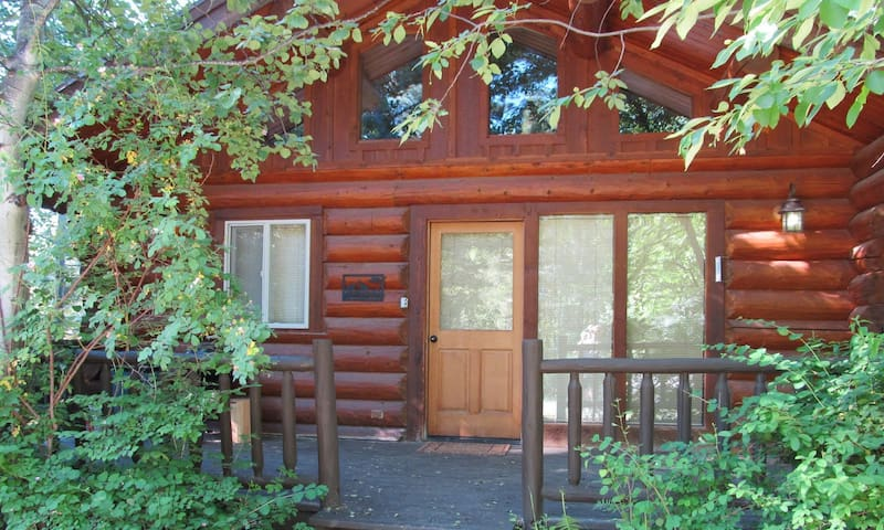 Quail Cabin - Ski Trail & Hot Tub - Winthrop - Hus