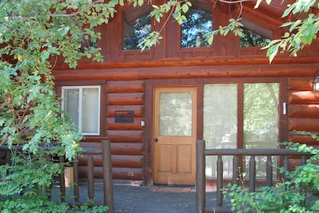 Quail Cabin - Ski Trail & Hot Tub - Winthrop - Hus