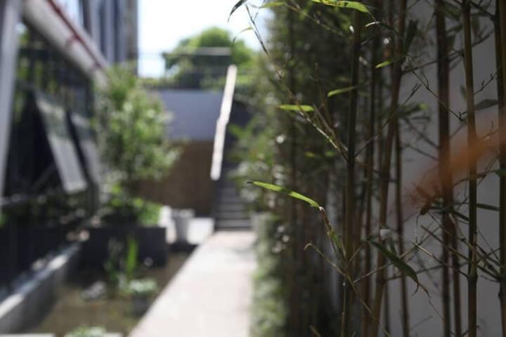 「南天竹」花园双床 隐居绍兴—最有腔调的城市民宿空间,生活方式美宿