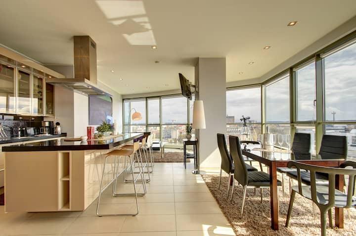 Helios City Vilnius Luxury Apartment