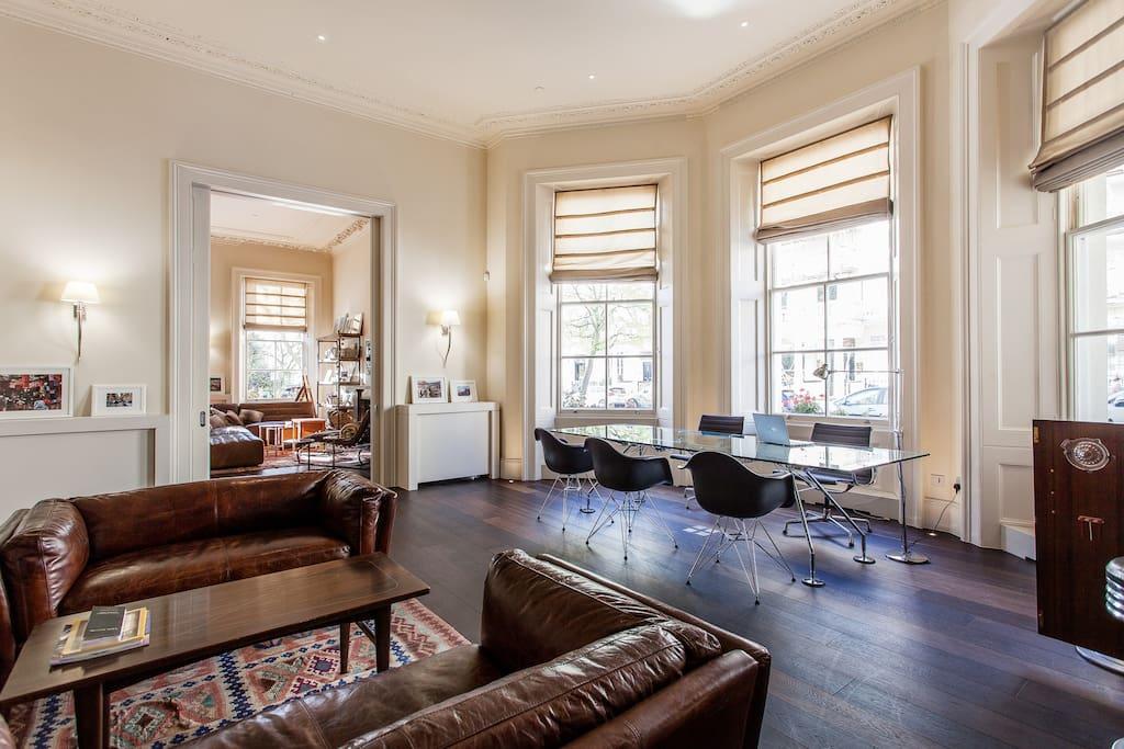 2 habitaciones duplex de lujo apartamentos en alquiler - Apartamentos de lujo en londres ...