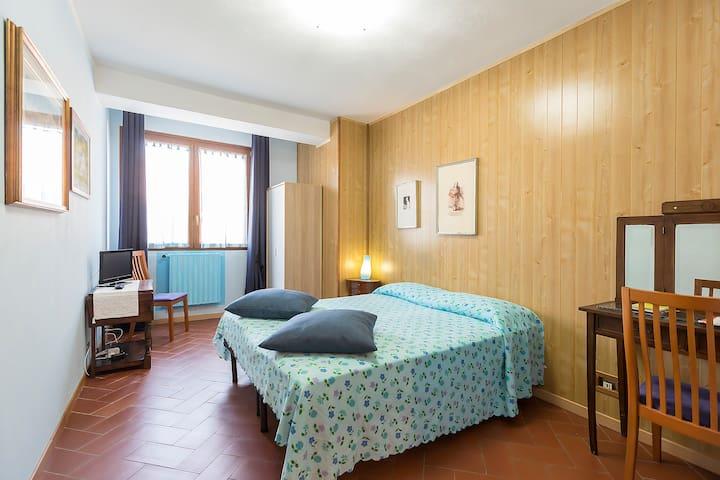 """""""LA CASA DI NICCA"""" Stanza Azzurra - Milaan - Huis"""