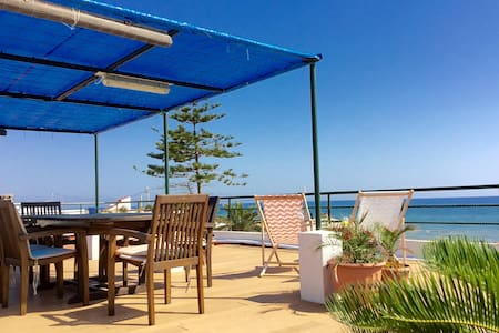 For (small) families by the beach - Oliva - Apartment