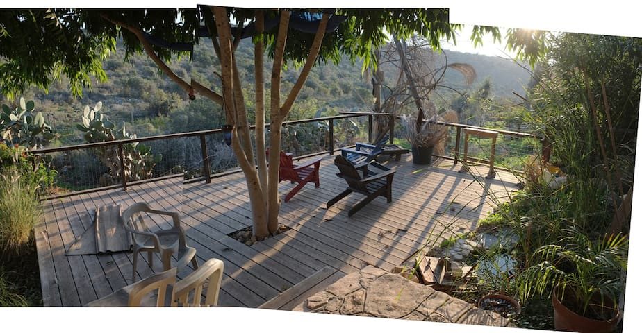 Nature Reserve Apartment - Zikhron Ya'akov