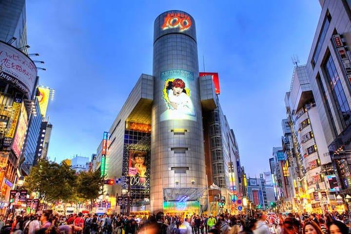 HEART OF SHIBUYA, COMFORT & LUXURY! - Shibuya-ku - Pis
