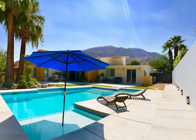 La Moderna at Rancho Mirage - New Pool & Spa