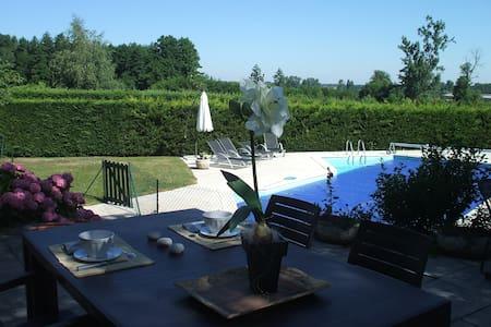 Chambres d'hôtes des Varennes - Saint-Alban-les-Eaux - Pousada