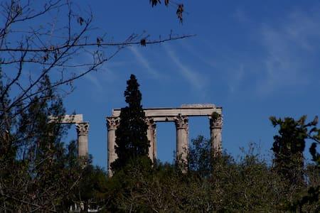 KONNET ΑPP OLYMPIAN ZEUS HOUSES 1 - 雅典 - 公寓