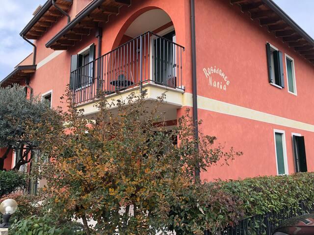 Camera con tutti i confort vicino a Treviso