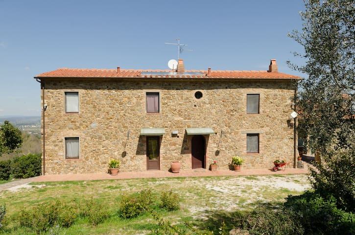 stanze 2/4 pp scarlino toscana - Scarlino - Bed & Breakfast