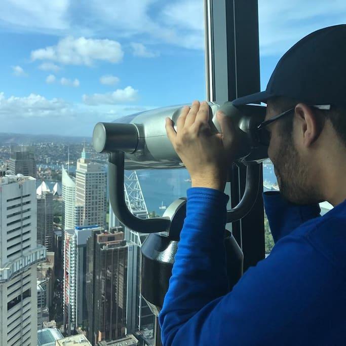 Bilde av Sydney Tower Eye