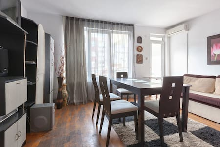 Super City Center Apartment Burgas - Apartment