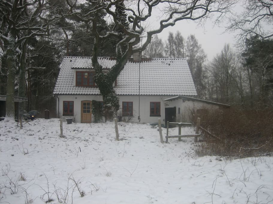 Same view in winter