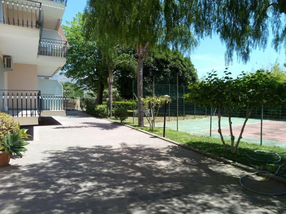 Campo da Tennis