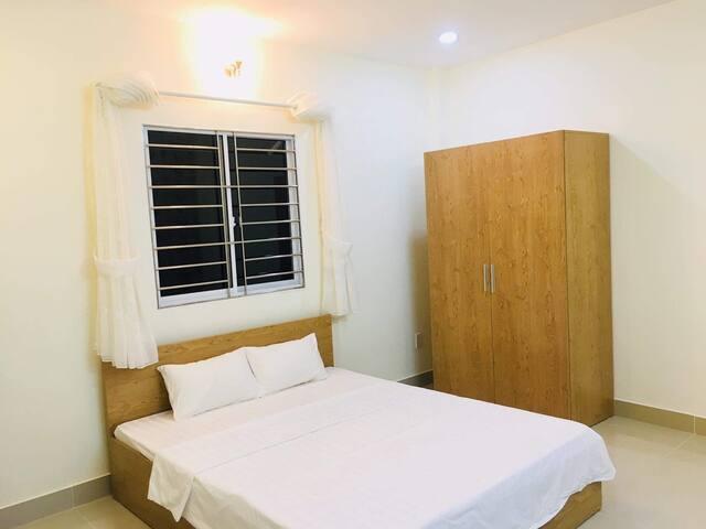 Phòng cho thuê mới, sạch, đẹp, đầy đủ nội thất mới
