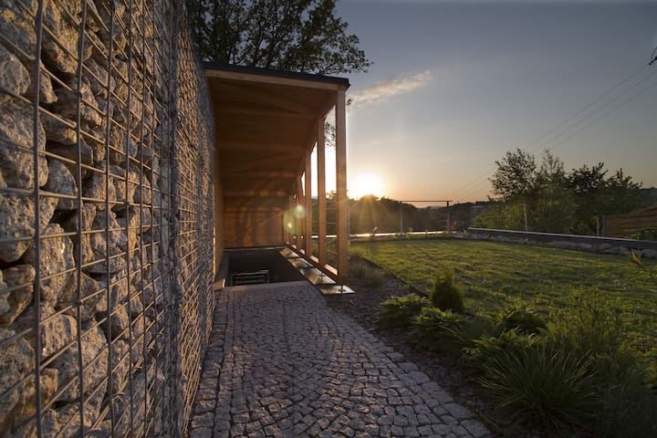 Charming house@LK-living in Liberec (Villa 1)