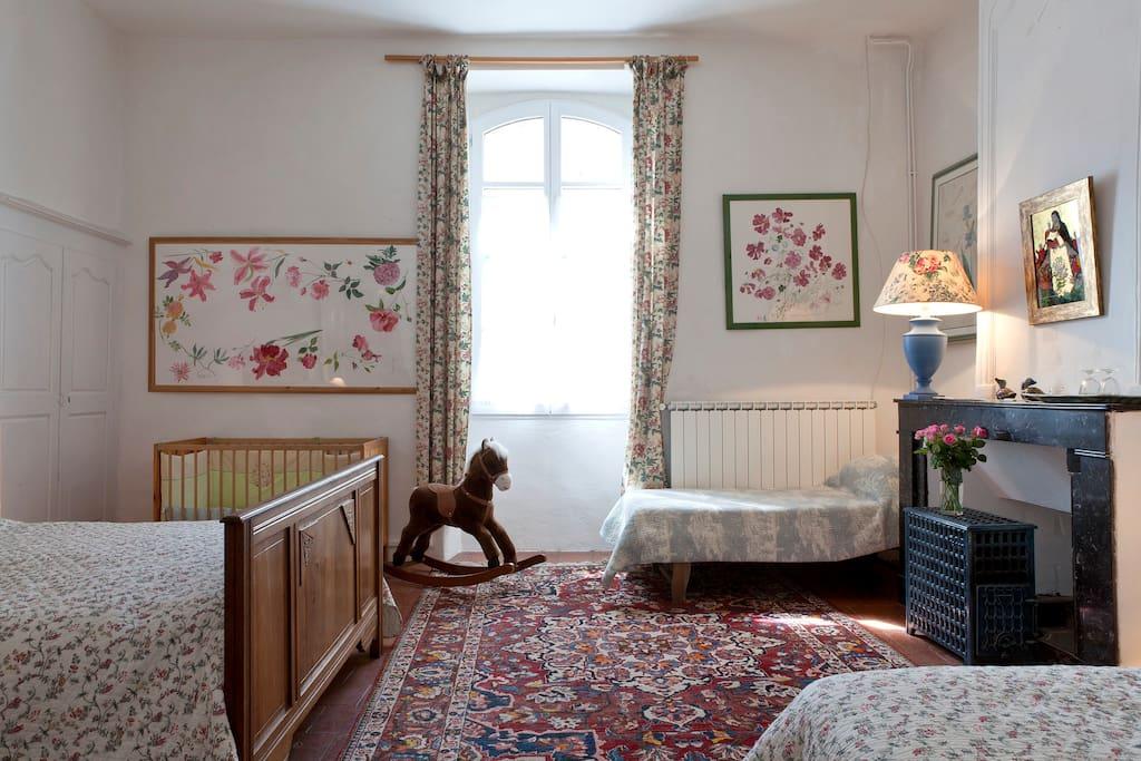 grande chambre familiale: Amélie