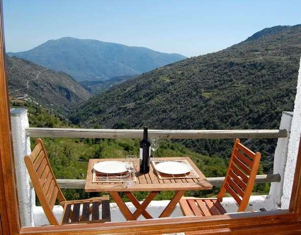 Apartment Capileira - Fab views - Capileira - Pis