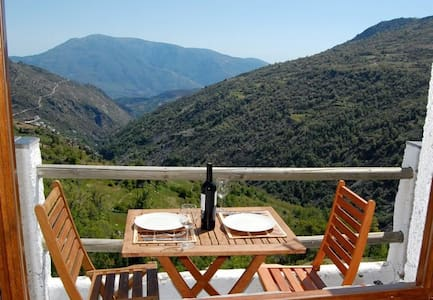 Apartment Capileira - Fab views - Capileira