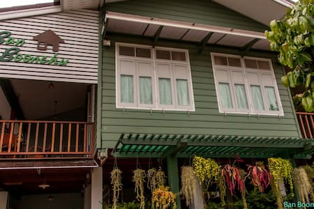 บ้านบุญชู Ban Boonchu Bed and Breakfast - Phra Nakhon Si Ayutthaya
