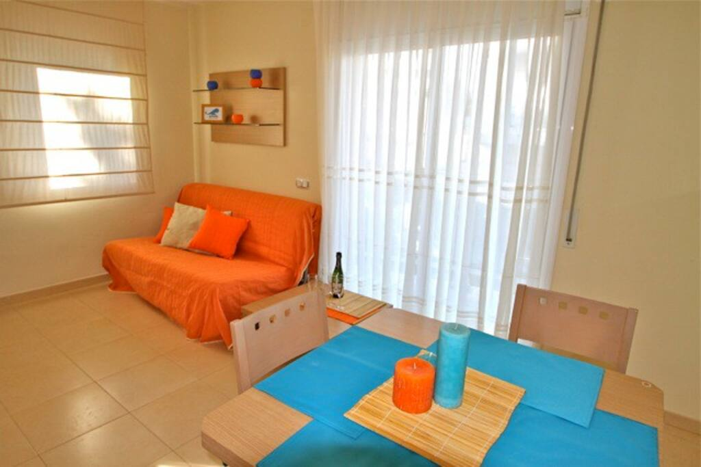 Cosy Little Two Bedroom Apartment Apartments For Rent In Miami Platja Catalunya Spain