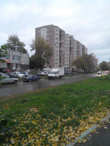 просторная 2-комнатная квартира - Nizhnij Novgorod - Appartement