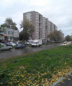 просторная 2-комнатная квартира - Wohnung