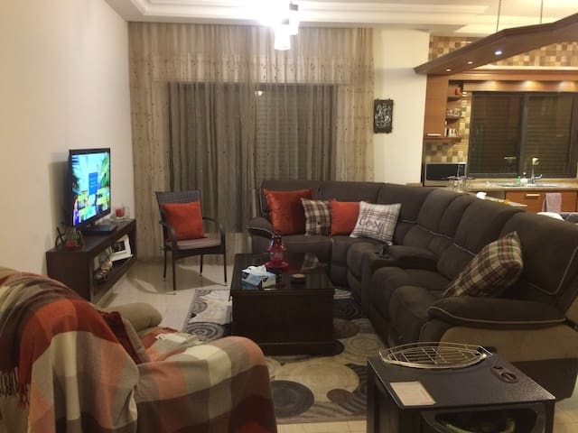 Central location apartment in amman