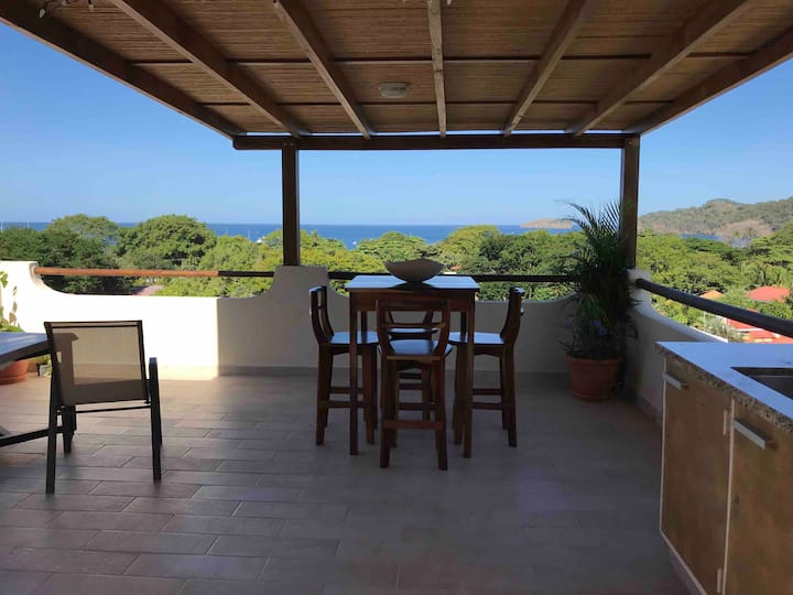 Lovely Ocean View One Bedroom with Private Terrace