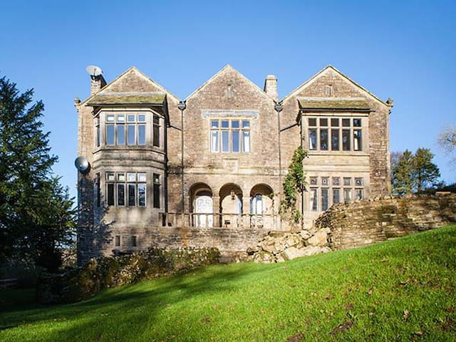 OUGHTERSHAW HALL, family friendly in Oughtershaw , Ref 921374