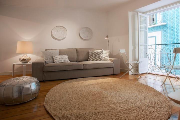 Typical flat in Alfama - 1 - Lisboa - Wohnung