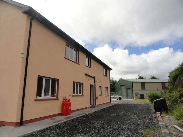 Tír na nÓg Cottage - amazing 12 bens mountain view - Recess - Ev